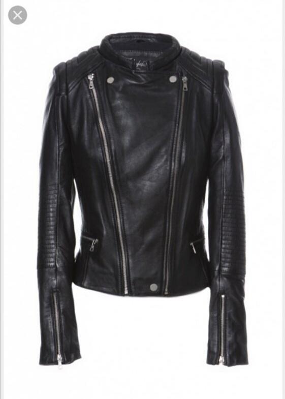Ramoneska biker Zara...