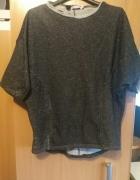 Ciepła asymetryczna bluza z rękawami...