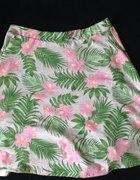 Spódniczka w kwiaty H&M