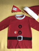 Nowy komplecik świąteczny Mikołaj Next...