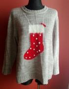 Świąteczny sweterek LXL