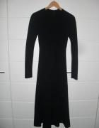 ZARA woman długa klasyczna sukienka XS