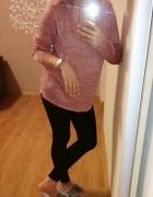 Sweter ze złotą nitką Lindex L M...