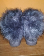 Śniegowce nowe botki