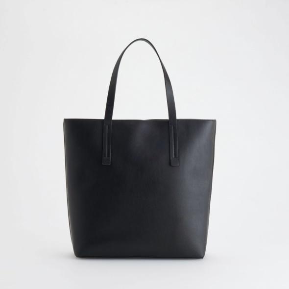 Reserved torebka czarna a4...