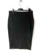 Spódnica ołówkowa czarna Lindex