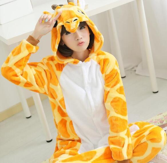 f65ecb0ffe0a68 Kostium piżama kigurumi onesie żyrafa na prezent S w Pozostałe ...
