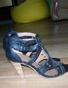 sandały gladiatorki 40