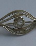 broszka srebro imago artis