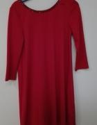 Czerwona sukiena Reserved