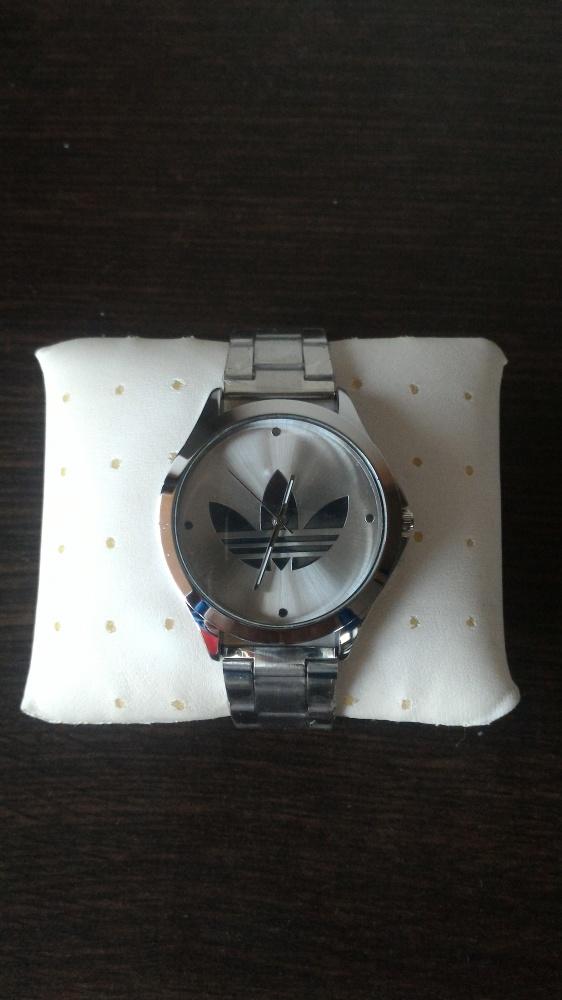 Zegarek Adidas Srebrny Nowy...