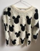 Mięciutki sweter Myszka Micky Disney...