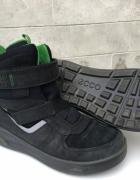 Ecco buty dziecięce z goretex rozm 35...