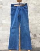 Smiths jeansy rozszerzane rozm 40...