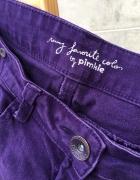 Pimkie spodnie fioletowe w rozm 38...