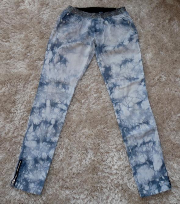 spodnie dekatyzowana 38 KappAhl...