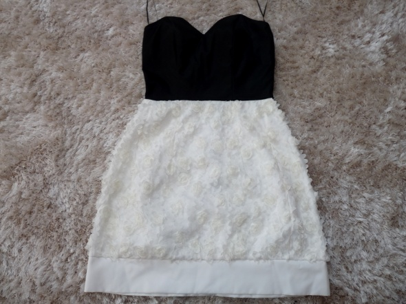sukienka gorsetowa 34