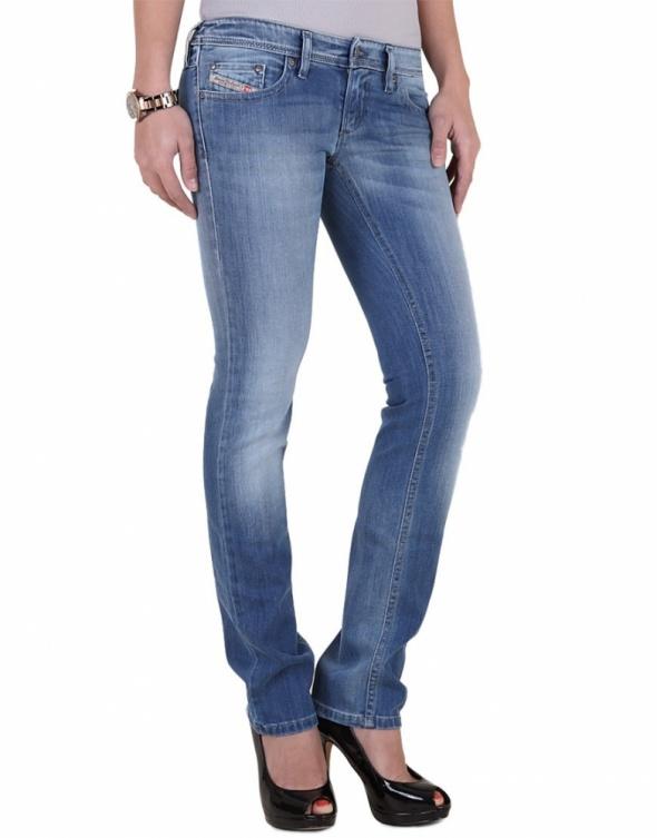 DIESEL Liv Super Skinny Stretch Jeans W25 L32