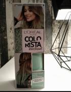 Colorista Koloryzujący spray do włosów mięta