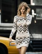 Cubus cekinowa sukienka aztec 38...