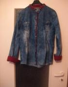 Koszula zapinana L