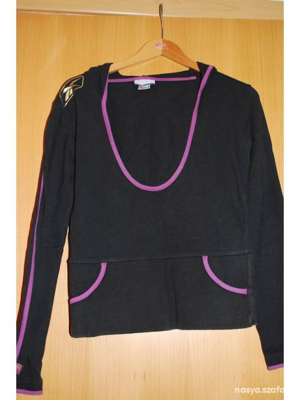 Bluzy Reebok oryginalna bluza czarna