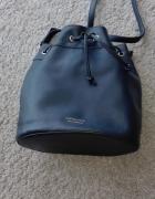 torebka worek granatowabucket bag...
