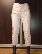 Spodnie pudrowy róż H&M 40