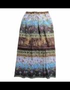 Nowa długa spódnica damska rozmiary
