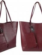 Shopper Bag Primarkburgundkosmetyczka12euro met...