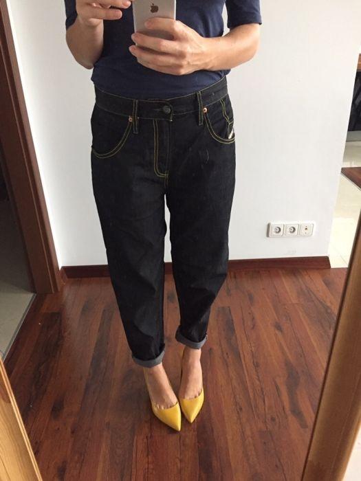 DIESEL Nowe spodnie jeansy boyfriendy świetna jakość