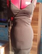 Sukienka czarna XS...