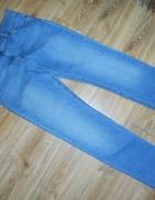 M&S jeansy damskie stan idealny 42 XL wysoki stan