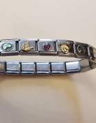 Bransoletka Composable 9mm 18 elementów