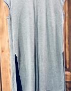 Mohito bluzka tunika szary melanż