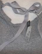 Bluzka bawełniana BERSHKA rozmiar M