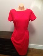 Czerwona sukienka Orsay r 38 M
