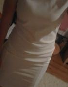 nowa sukienka zara biała rozm s cena do negocjacji