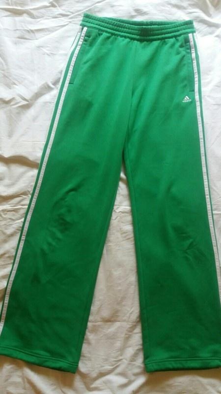 Spodnie z Adidasa