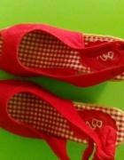 Koturny sandały espadryle 38 39