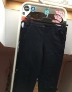 Spodnie eleganckie Reserved granatowe rozmiar XS 34...