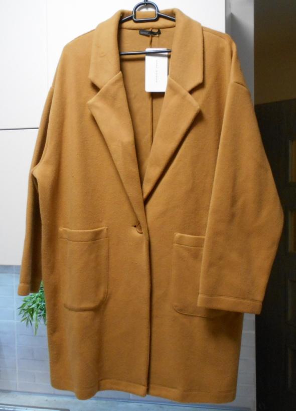 zara płaszcz oversize