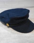 HM nowa granatowa czapka bosmanka kaszkiet