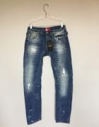 Zara MEN jeans vintage Nowe MEX 31