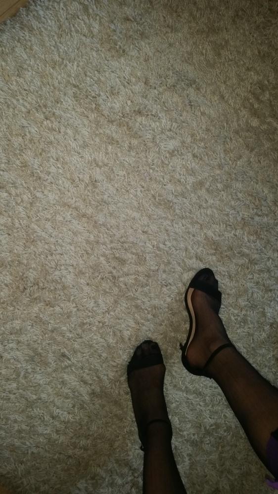 Sandalki szpilka...