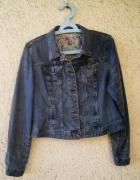 TU dżinsowa kurtka katana jeans wiosenna rozmiar 42