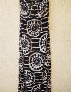 new look długa sukienka wzorzysta maxi boho rozmiar S