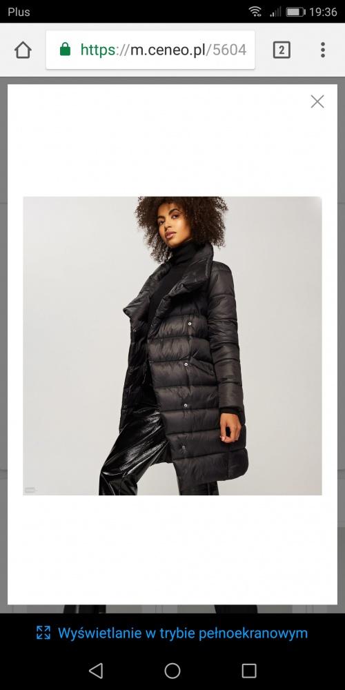 Płaszcz Reserved rozmiar 38...