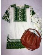 Sukienka boho regionalna