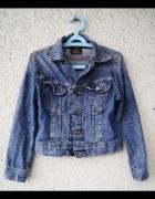 Lee dżinsowa kurtka katana jeans wiosenna rozmiar M...